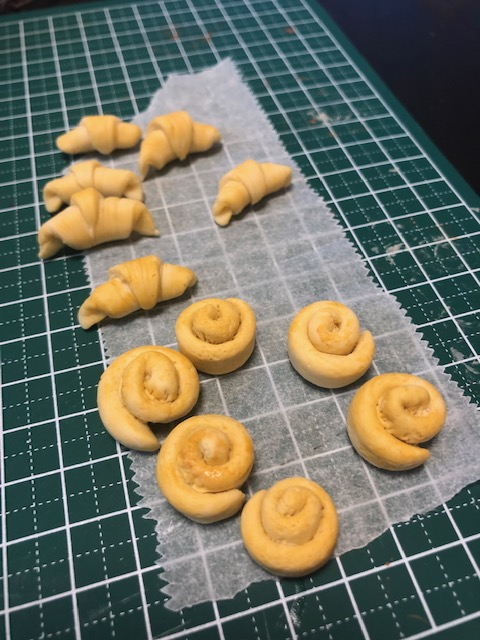 【大人がハマる樹脂粘土の世界】ミニチュアフードを作り続けている件【2】